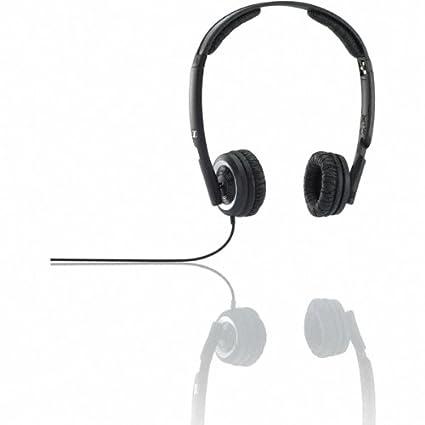 Sennheiser PX 200 II - Auriculares de diadema cerrados (control remoto, reducción de ruido
