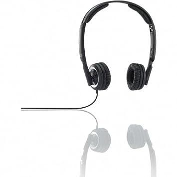 Sennheiser PX 200-II Black - Auriculares de diadema cerrados (Control remoto integrado, reducción de ruido), Negro: Amazon.es: Electrónica