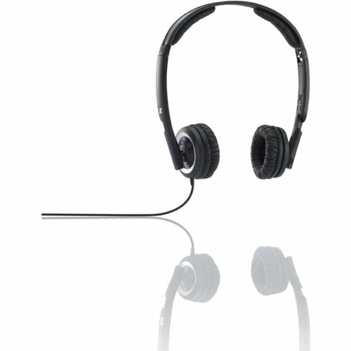 Sennheiser  PX 200 II Closed Mini Headphones with Integrated Vol Control (Black) by Sennheiser