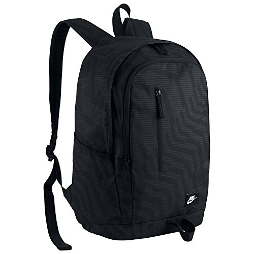 All Black Nike Backpack
