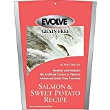 Evolve Grain Free Salmon And Sweet Potato Recipe Size: 4 Pound