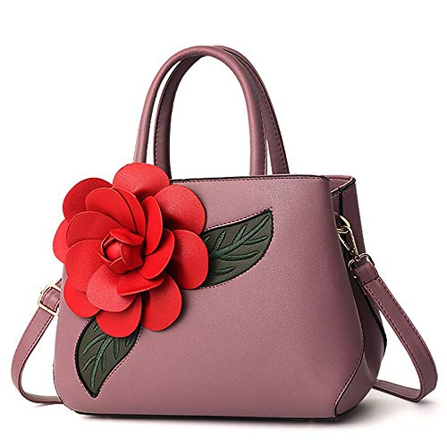 Aire Gules de Violeta Señoras Hombro Bolso Bolsa Personalizado Gxinyanlong De Moda 6HqYz