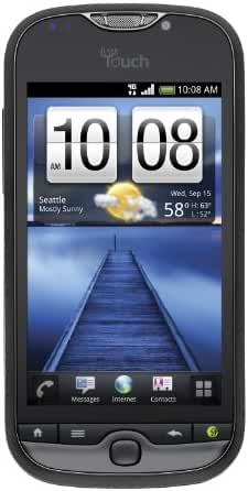 HTC myTouch Slide 4G Mobile Phone with QWERTY Keyboard - T-Mobile (Black)