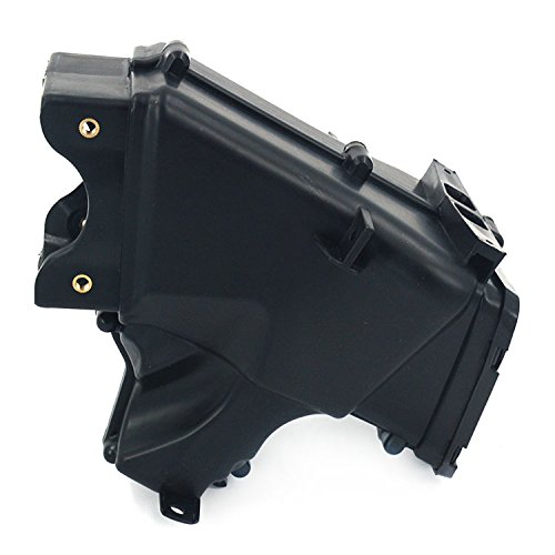 An Xin Motorcycle Black Left Right Ram Air Intake Tube Duct Fit For Kawasaki ZX-6R ZX636 2013 2014: