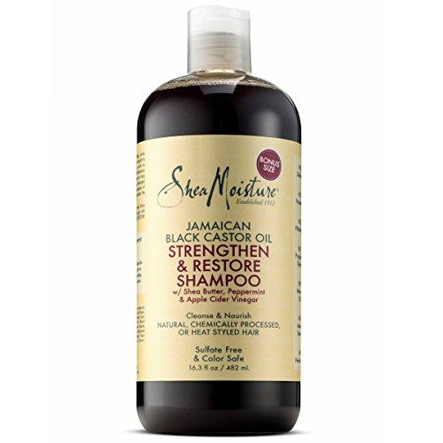 Shea Butter Shampoo - 8