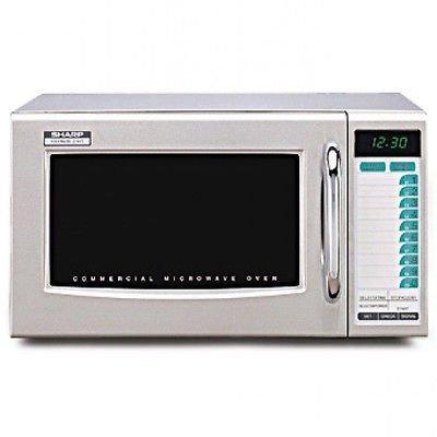 sharp 1000 watt microwave - 6