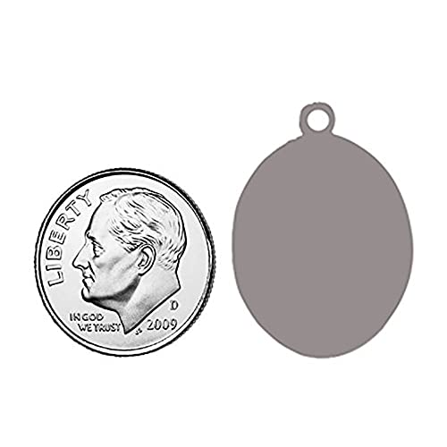 """Sterling Silver St. Eugene de Mazenod Pendant with 18"""" Stainless Steel Lite Curb Chain. Patron Saint of Dysfunctional Families"""