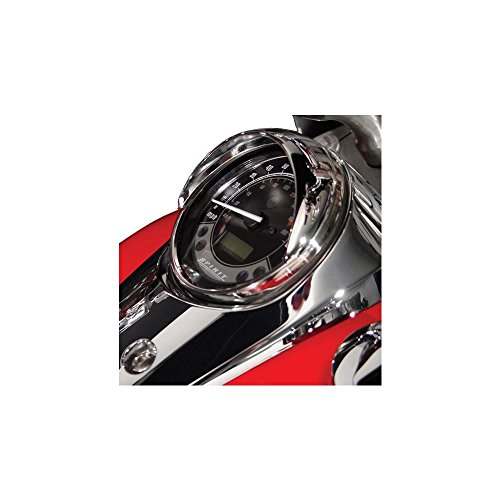 National Cycle Speedometer Cowl for 2004-2014 Kawasaki VN1700 Nomad, VN2000
