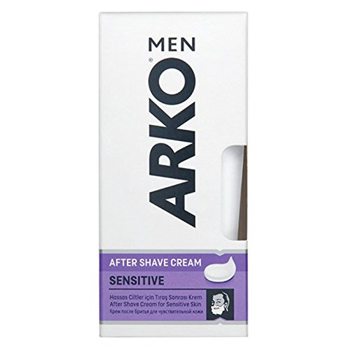 Arko 50ml Men Extra Sensitive After Shave Cream Evyap C-61BB