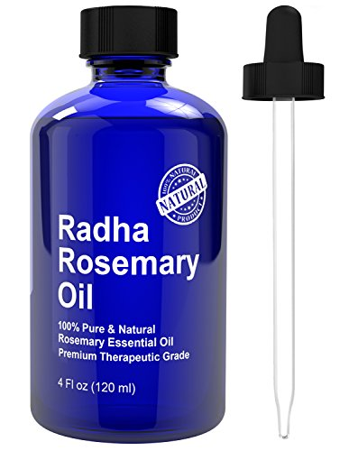 Radha Beauty Therapeutic Grade Rosemary Essential Oil - Big
