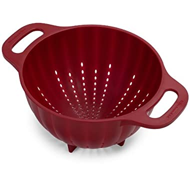 KitchenAid Classic Colander (5-Quart, Red)