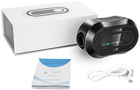 Purificador de aire CPAP de HURRISE, desinfectante portátil mini ...