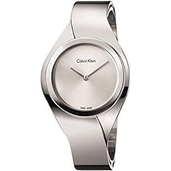 Calvin Klein Senses Womens Quartz Watch K5N2M126