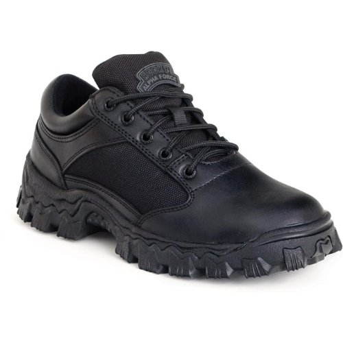 Rocky Hombres 4 Pulgadas Alphaforce Estabilizador No Metálico Oxford Shoe-fq0002168