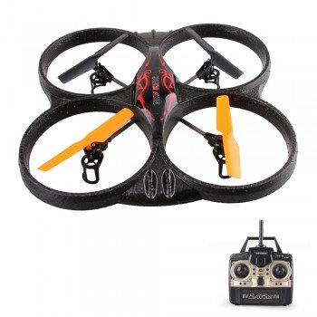 JJRC X39 2.4G 4-Axis RC Remote Control Helicopter Aircraft Kid Toy Balck