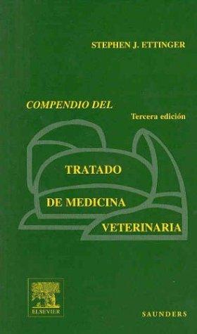 Descargar Libro Compendio Del Tratado De Medicina Veterinaria Stephen J. Ettinger