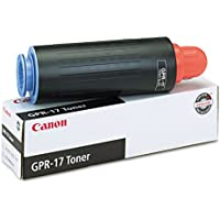 Canon GPR-17 for Use In Models Imagerunner 5570 / 6570 Digital Copier, Average Yield 45,000
