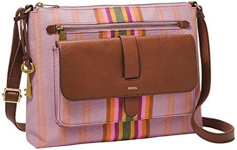 Fossil Women's Kinley Large Crossbody Purse Handbag