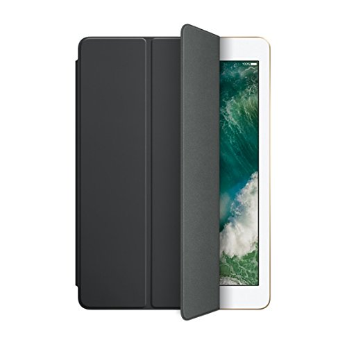 Apple MQ4L2ZM/A iPad Smart Cover- Charcoal Gray by Apple