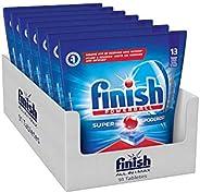 Tabletes Detergente Para Lava-Louças Finish Powerball, 91 Tabletes