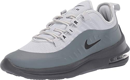 Nike Men's Air Max Axis Pure Platinum/Black/Dark Grey Size 8.5 M US (Best Looking Nikes 2019)