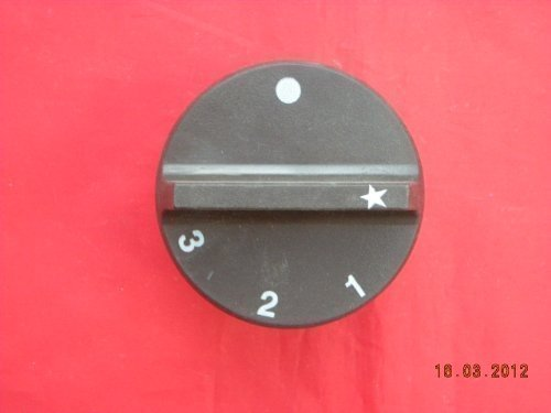 Baxi Bermuda GF & GF Super Gas Fire Control Knob 043115