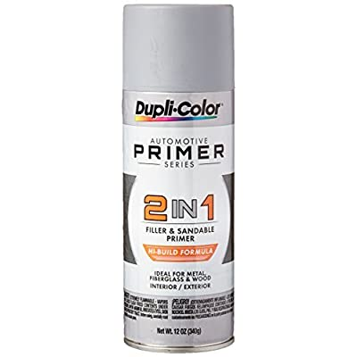 Dupli-Color DAP1700 Filler Primer - 12 fl. oz., Model: DAP1700, Car & Vehicle Accessories / Parts: Sports & Outdoors