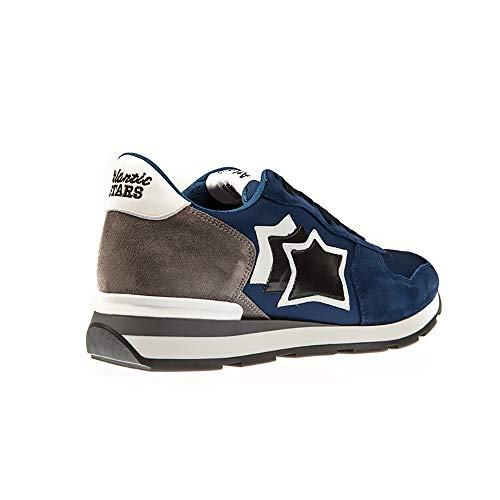 Antares Sneakers Bluette Nn81b Atlantic Blu Stars 0w1cT