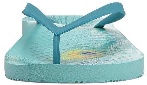 Vionic Womens Beach Noosa Flip-Flop Pckblu