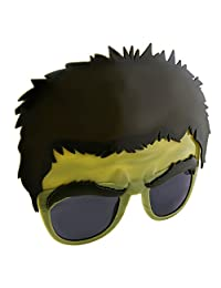 Sunstaches Officially Licensed Avengers Hulk Sunglasses