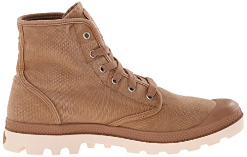 Coconut Toasted Palladium Hi Canvas Boot Women's Pampa nwT7TqgS