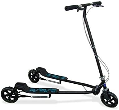 Amazon.com: The Unscooter Slider U8 - Patinete de acción con ...