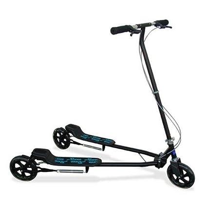 Amazon.com: The Unscooter Slider U8 - Patinete de acción con ...