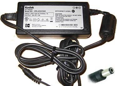 Original Kodak HPA-432418A0 24VDC 1.8A AC ADAPTER For Easyshare Dock Printer