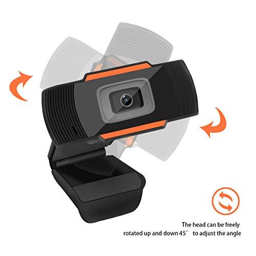 SHOPUS | Web Camera 720P PC Camera USB HD Webcam Video