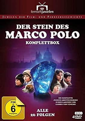 Der Stein des Marco Polo - Komplettbox Alle 26 Episoden 4 DVDs ...