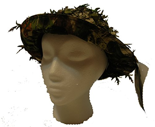 - Mothwing Camo Spring Mimicry 2.0 Apex TreeD Alive Leaf Boonie Hat Turkey Hunting