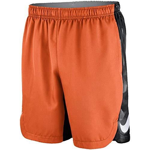 San Francisco Authentic Collection Team Logo Performance Shorts – Orange (X-Large) - Giants San Shorts Mens Francisco