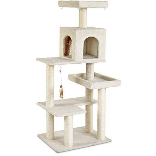 "You & Me 5-Level Cat Tree, 54"" H"
