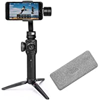 Zhiyun Smooth 4 3-Axis Handheld Gimbal Stabilizer with Focus Pull & Zoom Capability for iPhone X 8 Plus 7 Plus 6 Samsung Galaxy S9+ S9 S8+ S8 or Other Smartphone