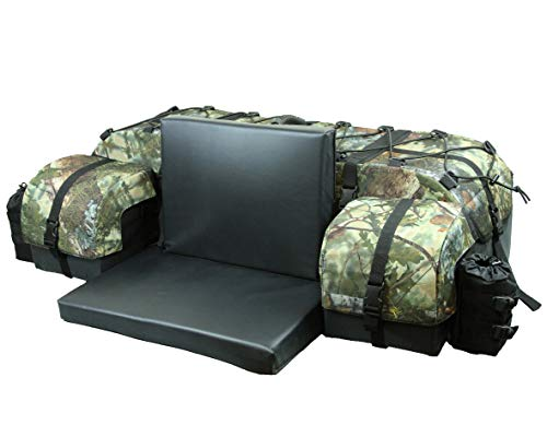 ATV Tek ACBMOB Kings Mountain Shadow Camo ATV Cargo Bag (Honda Atv Backrest)