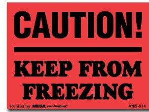 keep from freezing label - 5