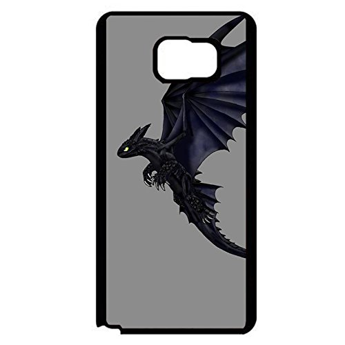 How to Train Your Dragon Night Fury Personalized fashion Cover for Samsung Galaxy Note 5