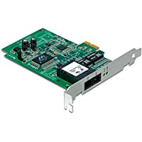 TRENDnet SC-Type Fiber PCIe Adapter, Convert a PCIe Slot into an SC-Type Multi-Mode Fiber Port, Supports VLAN Tagging & Layer 2 Priority Tagging, TEG-ECSX