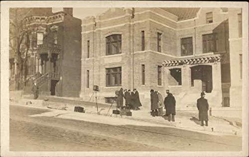 Photographers Cameras Set Up to Take Photos of Street Buildings Original Vintage ()