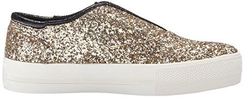 Michael Antonio Kvinna Druce-glit Mode Sneaker Guld