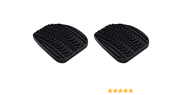 Dorman 20705 fits Ford Mustang 94-04 Brake And Clutch Pedal Pad