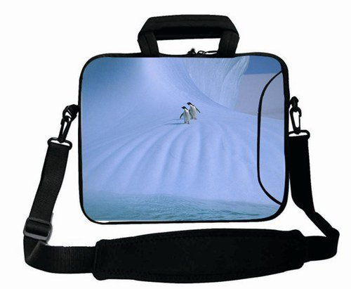 Fashionable Designed ( Animals Penguins ice ) Laptop - Microsoft Office Ice