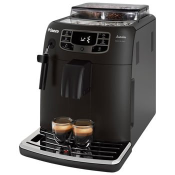 Saeco Intelia Deluxe HD8758/57 Espresso Machine (Certified Refurbished)