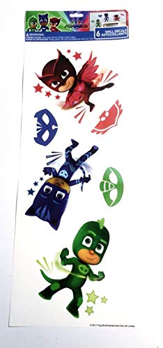 RoomMates PJ Masks Wall Decals
